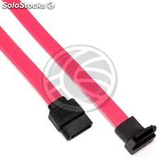 SATA Data Cable 10cm straight layered (DN04-0002)