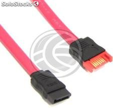 SATA data cable 30cm male female extension (DL02)