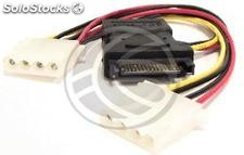 Sata Power Cable molex 3:00 p.m. to 3 15cm 4PH (DL22)