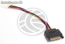 Sata Power Cable molex 4PM to 3:00 p.m. (DL26)