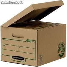 Scatola archivio R-Kive Earth Fellowes - F.to 32,5x37,5x26 cm - 4470801
