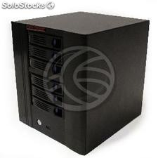 Scatola mini itx cubica con 6 hdd-sata 220x154x245mm (CK57)
