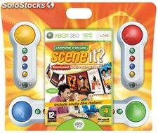 Scene it box office smash bundle Xbox 360 (italian version)