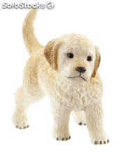 Schleich Farm Life Golden Retriever cachorro