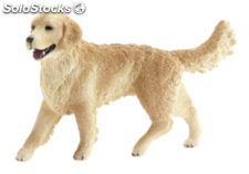 Schleich Farm Life Golden Retriever hembra
