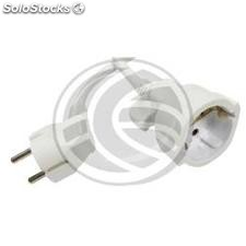 Schuko Extension Cable Male to Female 2m (CH01)