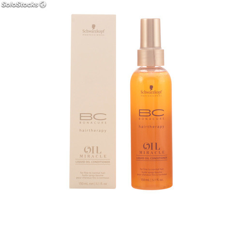 Schwarzkopf BC OIL MIRACLE liquid oil conditioner 150 ml