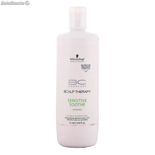 Schwarzkopf - BC SCALP THERAPY sensitive soothe shampoo 1000 ml