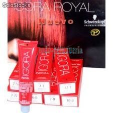 Schwarzkopf coloracion igora royal