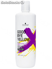 Schwarzkopf Good Bye Yellow Champú Neutralizante 1000ml
