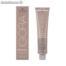 Schwarzkopf - igora royal absolutes anti-age color creme 4-60 60 ml