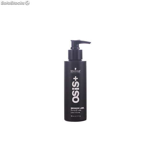 Schwarzkopf osis session label plumping lotion 150 ml