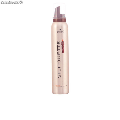 Schwarzkopf SILHOUETTE novelle mousse extreme hold 200 ml