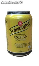 Schweppes Tonic CAN 330 ml