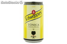 Schweppes Tonica Lata 25cl. Schweppes