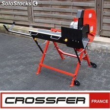 Scie circulaire ls 400 - 220v 2,2kw a monter