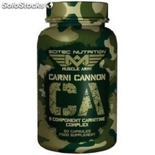 Scitec Muscle Army Carni Cannon 60 caps
