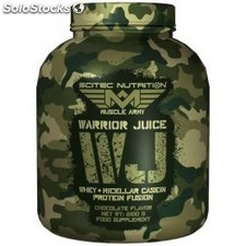 Scitec Muscle Army Warrior Juice 2,1 kg