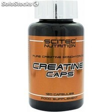 Scitec Nutrition Creatina 120 caps