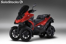 Scooter 400cc quadro4 4 roues 2017