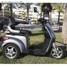 Scooter Eléctrico Elegance Matriculable