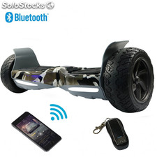 Scooter Eléctrico Patinete Bluetooth hoverboard auto balance Auto equilibrio