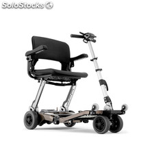 Scooter plegable Luggie Super: plegable, más grande y potente