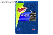 Scotch Brite Estropajo Vitro No Raya Scotch Brite