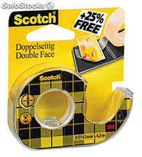 Scotch rub. Dble face 6MX12MM