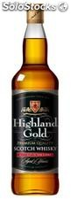 Scotch whisky- highland gold - Hiszpania