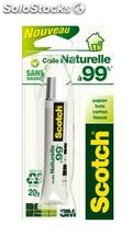 Scotchtube de colle natur.20G