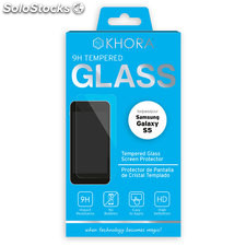 Screen protector tempered glass sam S5