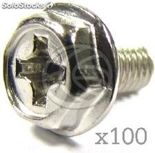 Screws CD/DVD/hdd 6mm (100 Pack) (TO06)