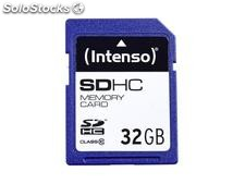 Sdhc 32GB Intenso CL10 Blister