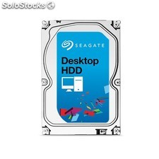 Seagate - Desktop hdd 6TB 6000GB Serial ata iii disco duro interno