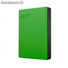Seagate - Game Drive For Xbox Portable 4TB 4000GB Negro, Verde disco duro