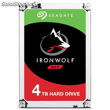Seagate IronWolf ST4000VN008 4000GB Serial ata iii internal hard drive