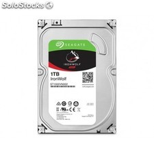 Seagate - nas hdd IronWolf 1TB 1000GB Serial ata iii disco duro interno