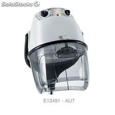 Secador casco HOT- fabricado en Italia.