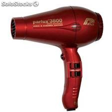 Secador Parlux 3800 eco friendly ceramic & ionic rojo