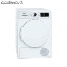 Secadora con bomba de calor BALAY 3SB975B 7kg display LED 65dB A++ blanco