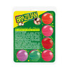 Secret play brazilian balls variadas gel intimo aroma frutas - secret play -