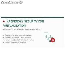 Security for virtualization-core