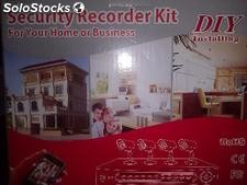 Security recorder kit
