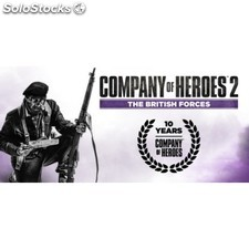 SEGA - Company of Heroes 2 - The British Forces