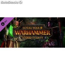 Sega - Total War: warhammer - The Grim and the Grave pc Español