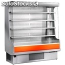 Self service multideck chiller - ideal for dairy products - mod.