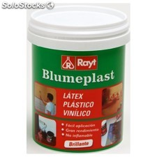 Sellador Latex Plastico 1 Kg Brillante Bumeplast Rayt