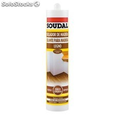 Sellador madera soudal roble