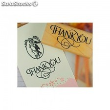 "Sello ""Thank You""/ Sello Vintage"